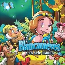 Libro Blancanieves(E-Book Y Dibujos Para Colorear).Audiolibro.
