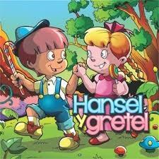 Libro Hansel Y Gretel (E-Book Y Dibujos Para Colorear).Audiolibros.