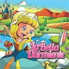 Libro La Bella Durmiente (E-Book Y Dibujos Para Colorear).Audiolibro.