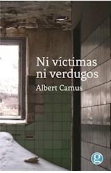 Papel NI VICTIMAS NI VERDUGOS