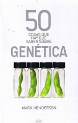 Papel 50 Cosas Que Hay Que Saber Sobre Genetica