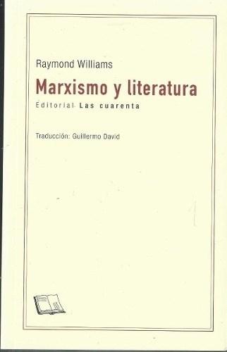Papel Marxismo Y Literatura