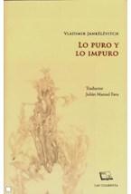 Papel LO PURO Y LO IMPURO