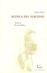 Papel ACERCA DEL SUICIDIO