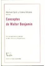Papel CONCEPTOS DE WALTER BENJAMIN