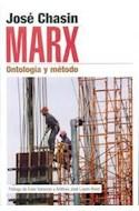 Papel MARX ONTOLOGIA Y METODO (RUSTICO)