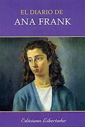Papel Diario De Ana Frank Libertador