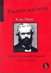 Libro Paginas Malditas