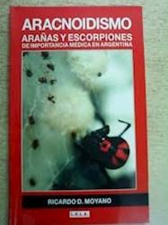Papel Aracnoidismo Arañas Y Escorpiones