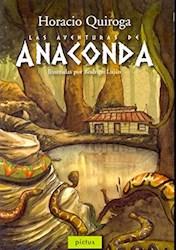 Libro Las Aventuras De Anaconda