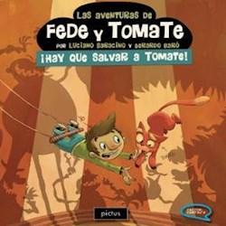 Libro Hay Que Salvar A Tomate !