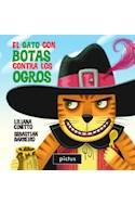 Papel GATO CON BOTAS CONTRA LOS OGROS (COLECCION MINI ALBUM)