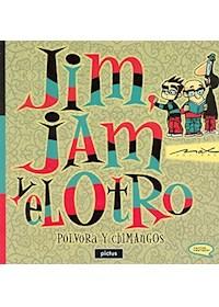 Papel Jim, Jam Y El Otro - Pólvora Y Chimangos