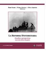 Papel LA REFORMA UNIVERSITARIA