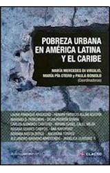 Papel POBREZA URBANA EN AMERICA LATINA Y EL CARIBE