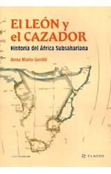 Papel EL LEON Y EL CAZADOR