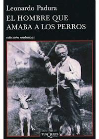 Papel El Hombre Que Amaba A Los Perros