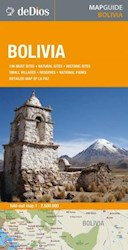 Libro Bolivia  Map Guide