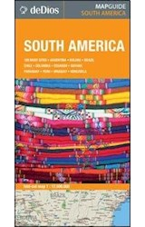 Papel SOUTH AMERICA - MAP GUIDE
