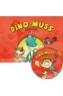 Papel DINO MUSS Y SUS AMIGOS INICIAL (INCLUYE CD + STICKERS)