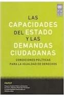 Papel CAPACIDADES DEL ESTADO Y LAS DEMANDAS CIUDADANAS CONDIC  IONES POLITICAS PARA LA IGUALDAD DE