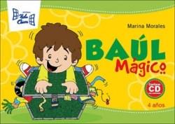Papel BAUL MAGICO 4 AÑOS (ANILLADO)
