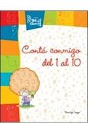 Papel CONTA CONMIGO DEL 1 AL 10