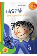 Papel GASPAR TRANSFORMACION TOTAL (SERIE ABRAZO DE LETRAS) (LECTORES APASIONADOS) (RUSTICA)