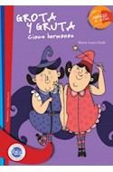 Papel GROTA Y GRUTA CINCO HERMANAS (COLECCION ABRAZO DE LETRAS) (RUSTICA)
