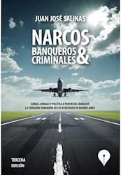 Libro Narcos , Banqueros & Criminales