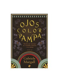 Papel Ojos Color Pampa