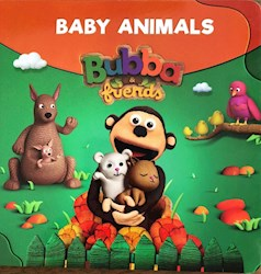 Papel Bubba & Friends - Baby Animals