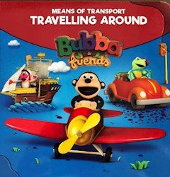 Papel Bubba & Friends - Means Of Transport Travelling Around