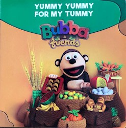 Papel Bubba & Friends - Yummy Yummy For My Tummy
