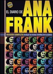 Papel Diario De Ana Frank Beeme