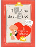 Papel El Libro De Mi Bebe - Mi Pequeña Historia