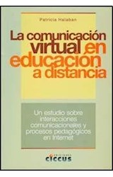 Papel LA COMUNICACION VIRTUAL EN EDUCACION A DISTANCIA