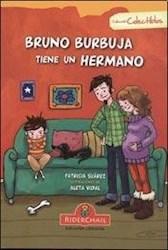 Libro Bruno Burbuja Tiene Un Hermano