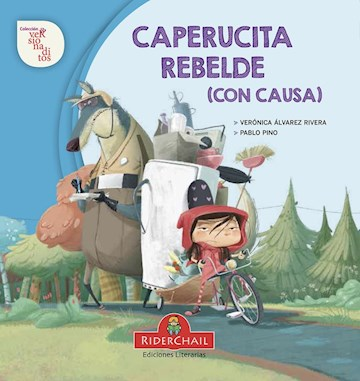 Papel Caperucita Rebelde (Con Causa)