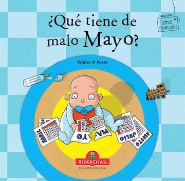 Papel ¿Qué Tiene De Malo Mayo?