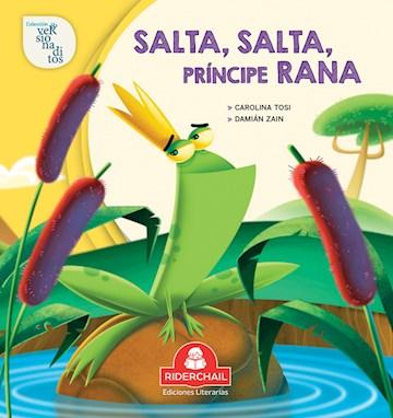 Papel Salta, Salta, Príncipe Rana