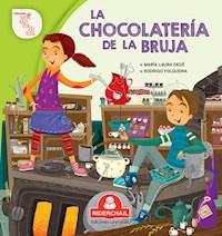 Libro La Chocolateria De La Bruja