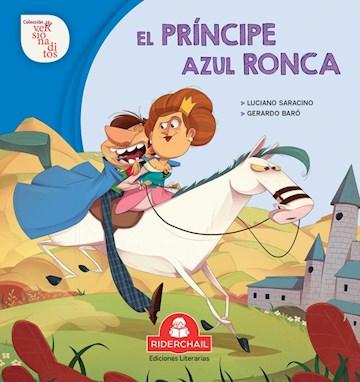 Papel El Principe Azul Ronca