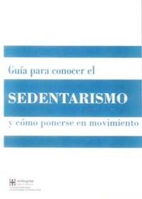 Papel Guía Para Conocer El Sedentarismo Y Cómo Ponerse En Movimiento