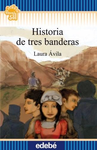 Papel Historia De Tres Banderas