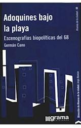 Papel ADOQUINES BAJO LA PLAYA (ESCENOGRAFIAS BIOPOLITICAS DEL 68)