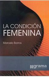 Papel LA CONDICION FEMENINA