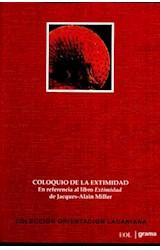 Papel COLOQUIO DE LA EXTIMIDAD (EN REFERENCIA AL LIBRO EXTIMIDAD D