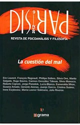 Revista DISPAR 9 (LA CUESTON DEL MAL)