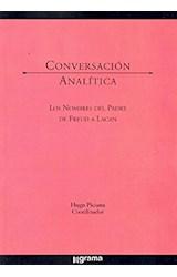 Papel CONVERSACION ANALITICA IX (LOS NOMBRES DEL PADRE DE FREUD A